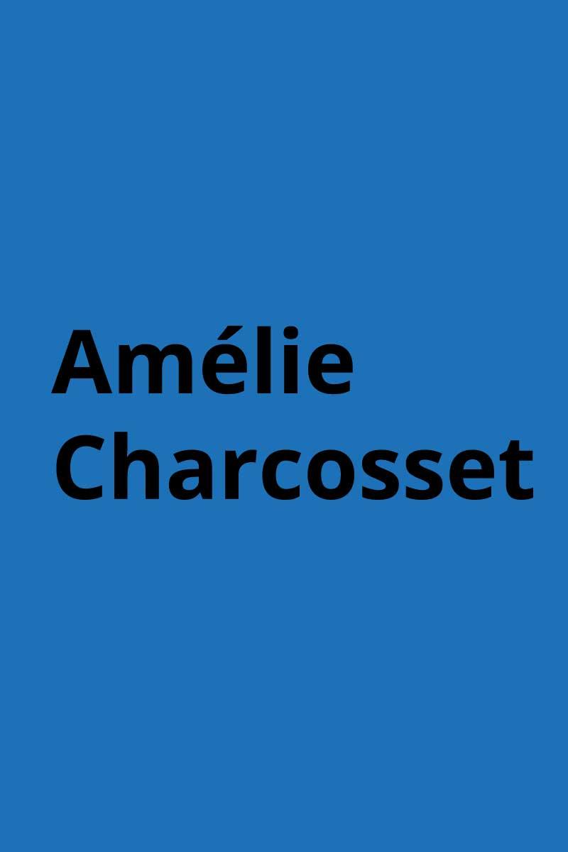 Amélie Charcosset