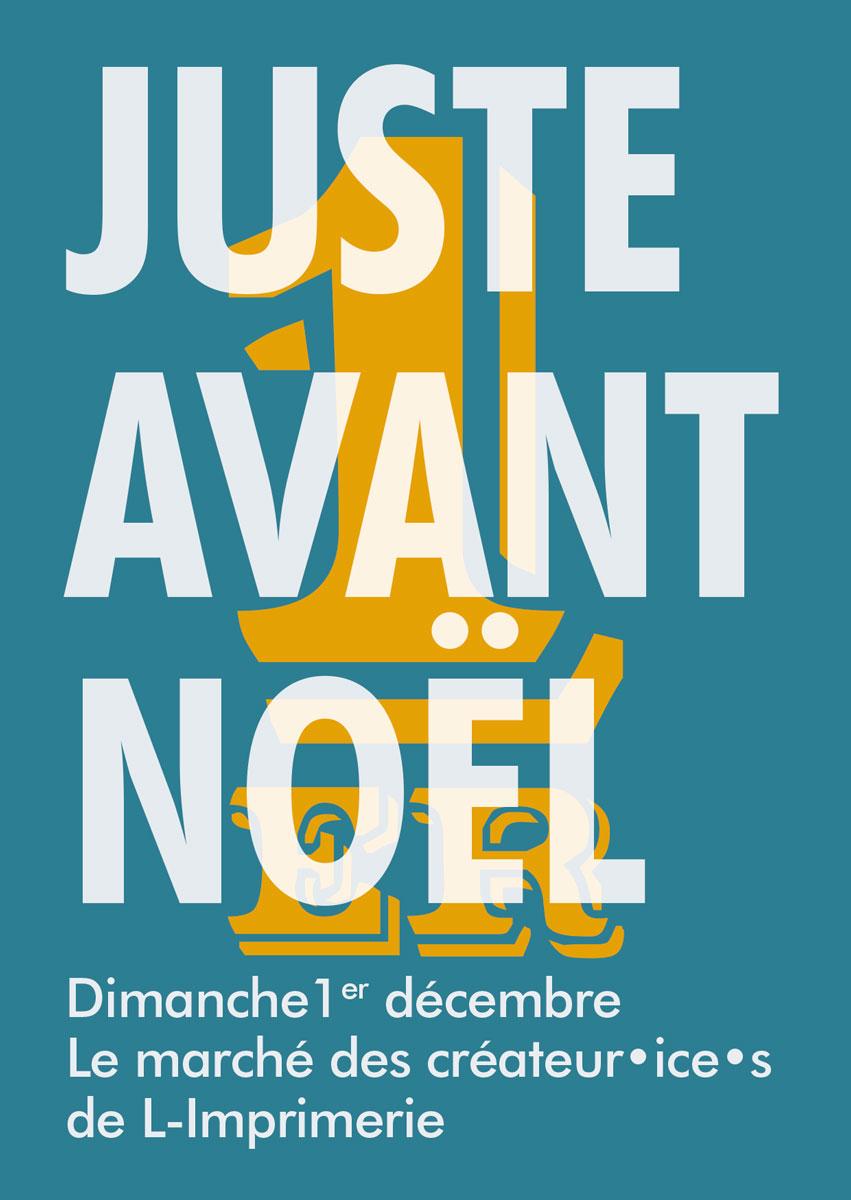 Juste avant Noël 2019